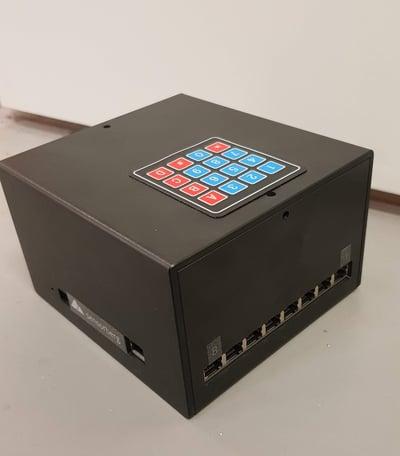 Sensorberg's Multiplexer