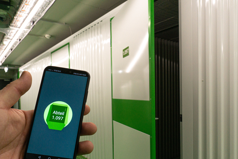 STORE ROOM - Smart Self Storage Wien Süd 3