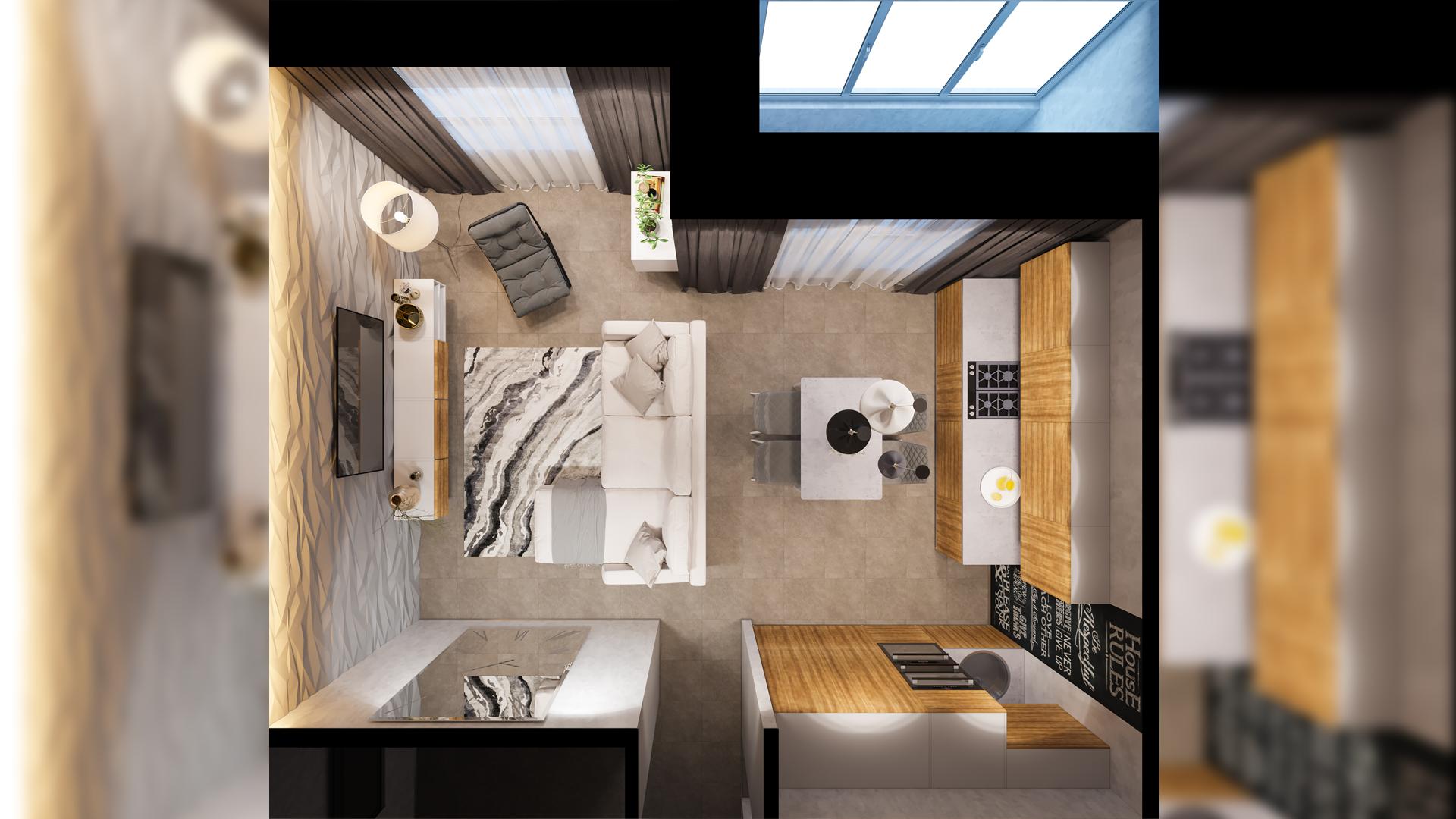 Micro Apartments - der moderne Wohnraum der urbanen Metropole