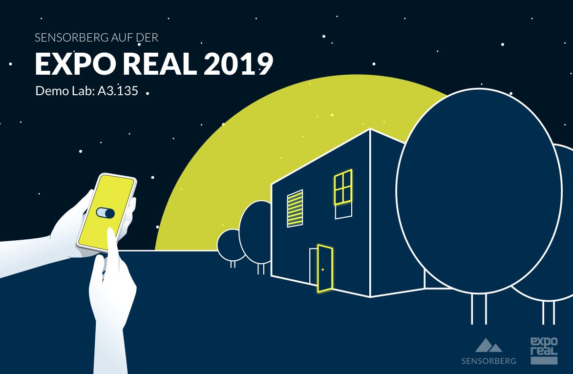 EXPO REAL 2019 - HIER ENTFALTEN SICH DIGITALE IMMOBILIEN