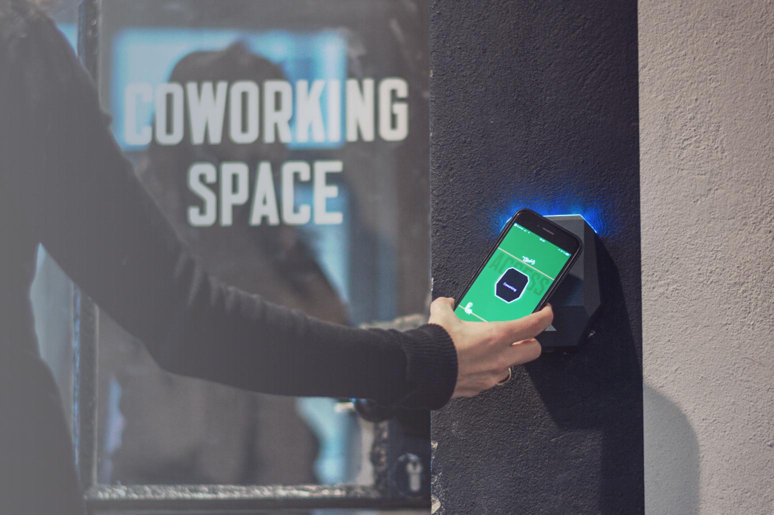 Sensorberg digitalisiert Co-working Spaces von Berliner Anbieter St. Oberholz