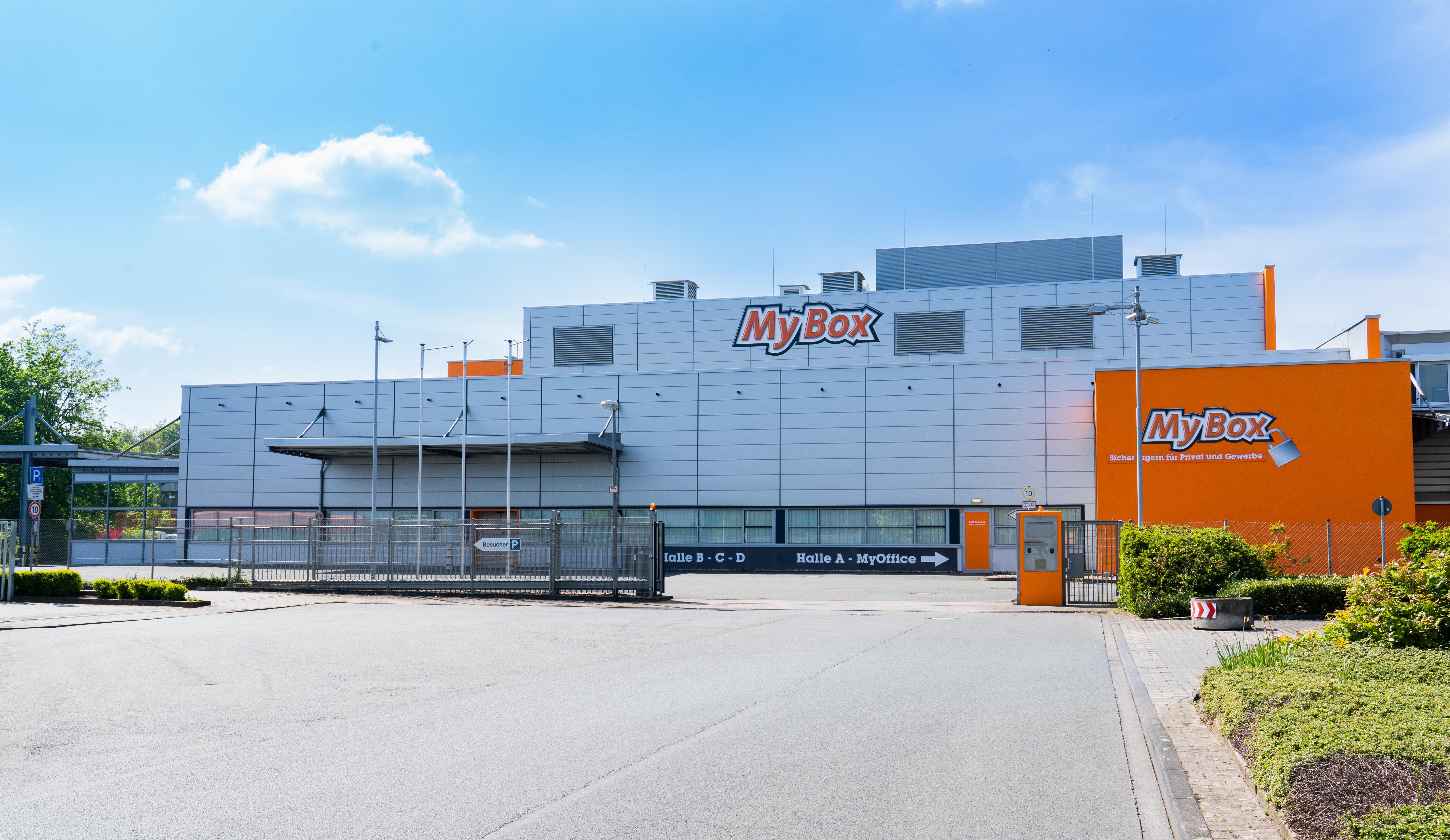 Sensorberg digitalisiert Lagerstandorte von MyBox in Münster und Bochum