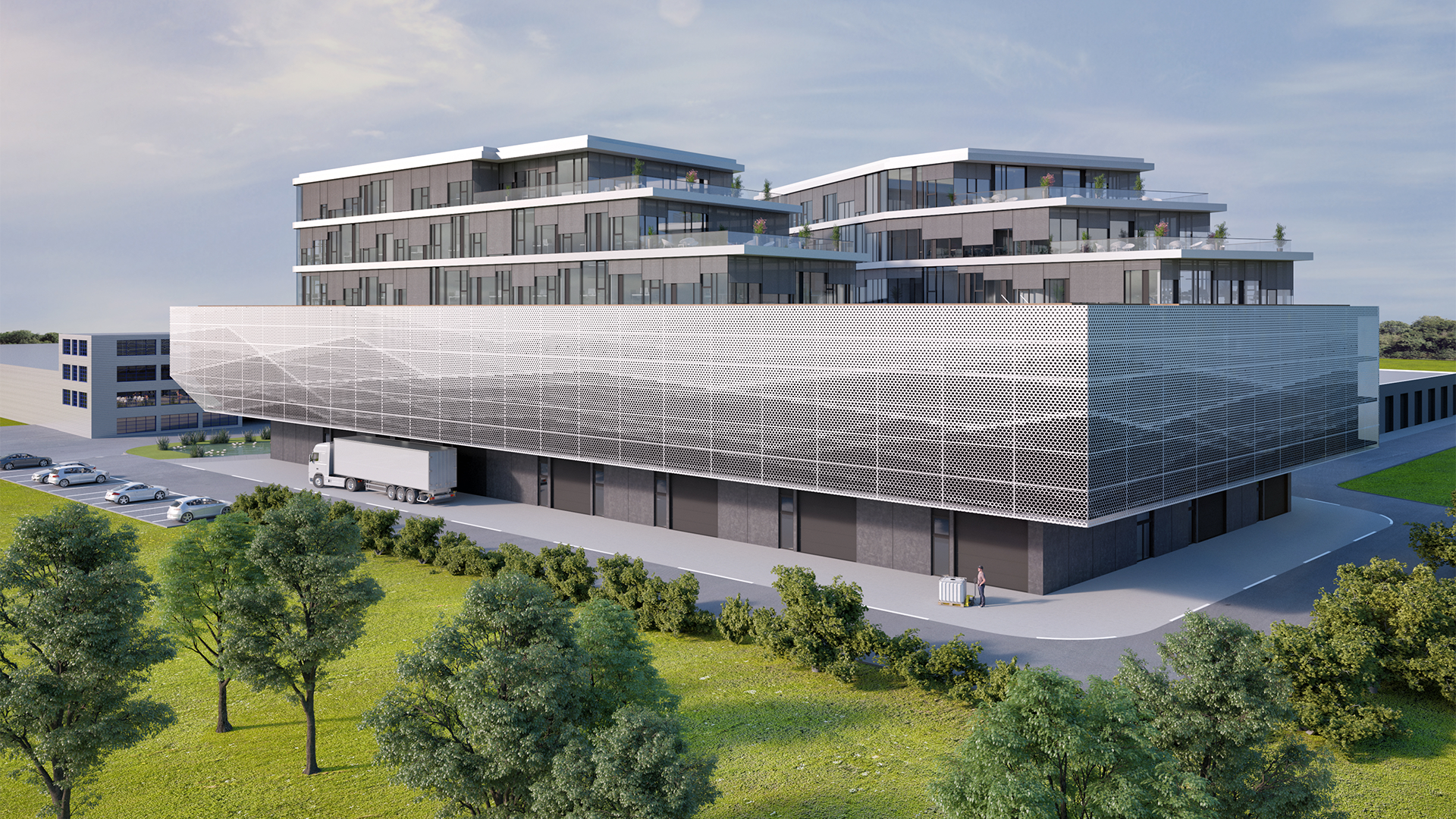 Sensorberg digitizes the largest Self-Storage in Austria