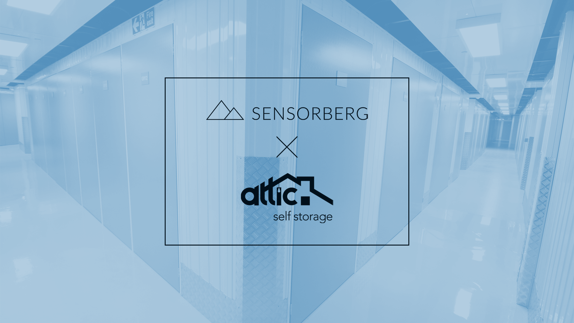 Sensorberg implements first project in the UK for Attic Self Storage