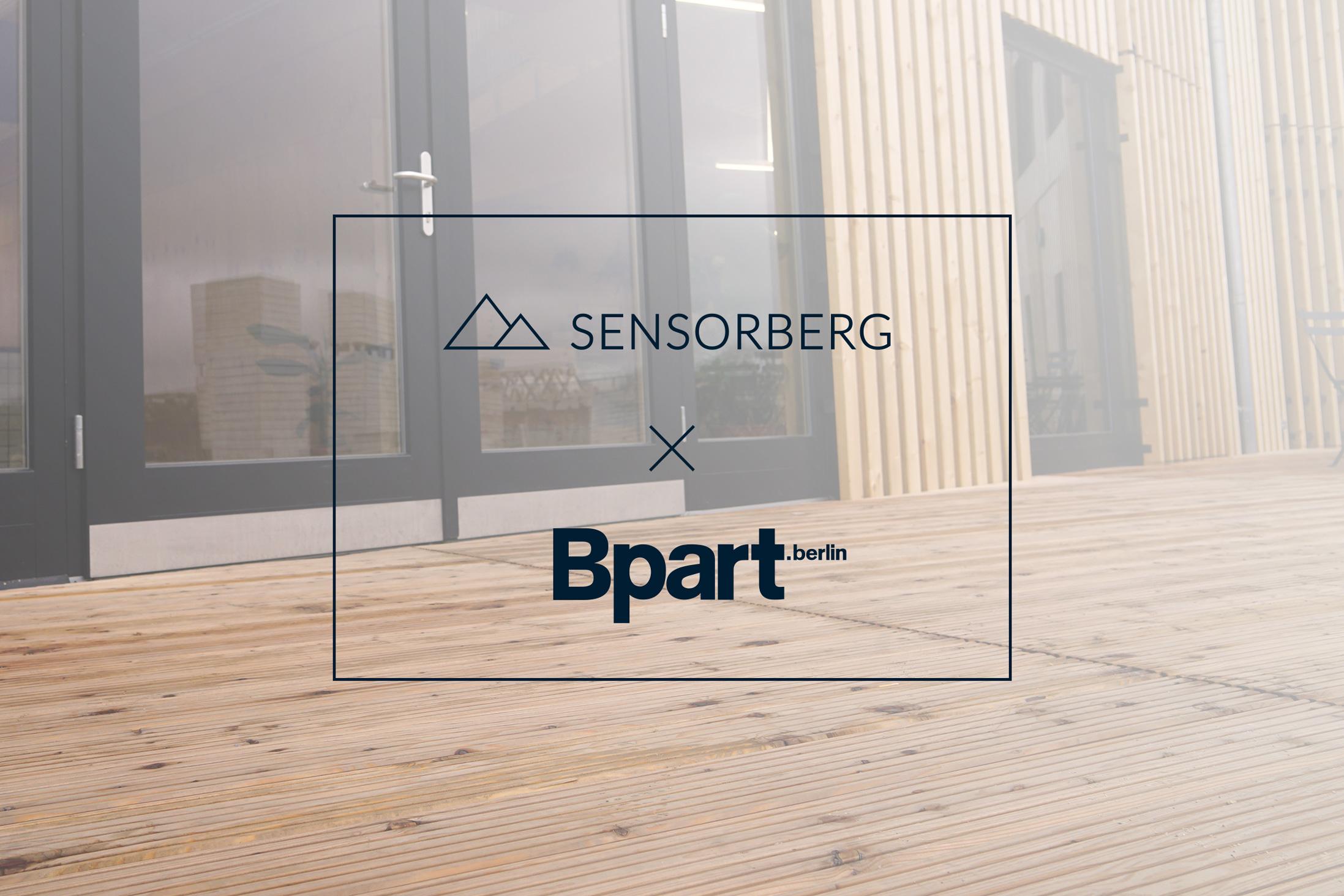 """Sensorberg digitalisiert Experimentierlabor """"B-Part Am Gleisdreieck"""" in Berlin"""