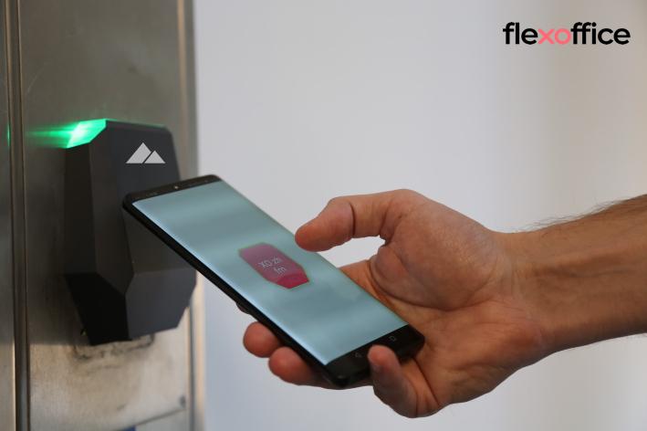 Sensorberg digitalisiert Standorte des Schweizer Büroflächenbetreibers FlexOffice