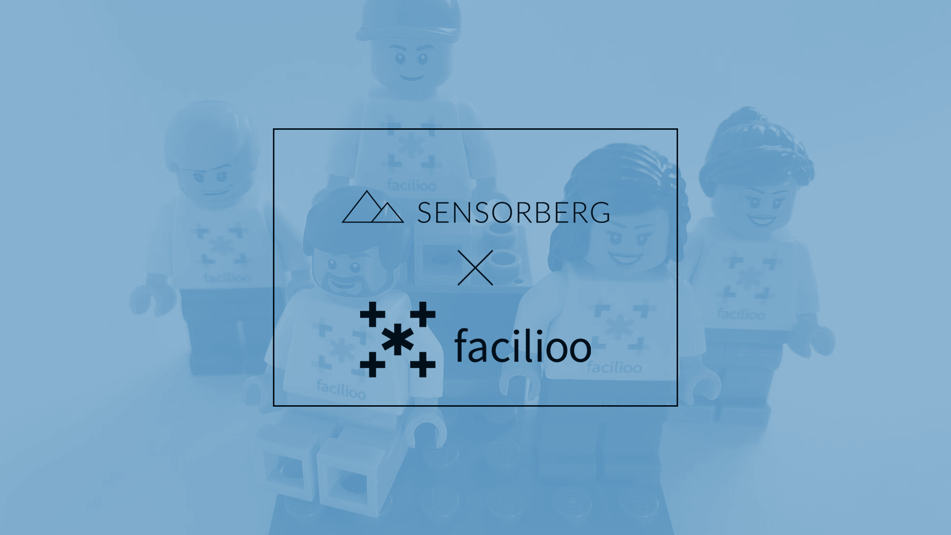 Sensorberg and facilioo enter into cooperation to offer joint services
