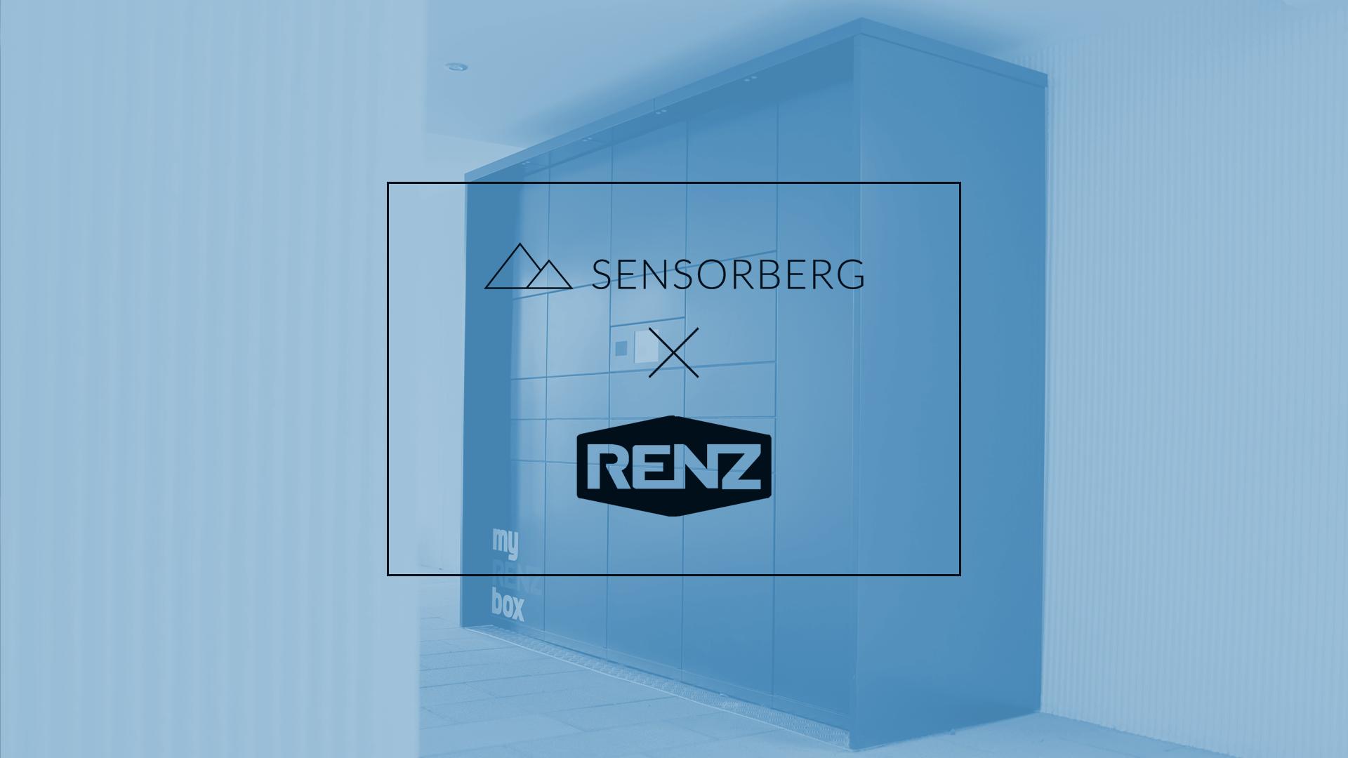 Sensorberg und RENZ vereinbaren strategische Zusammenarbeit